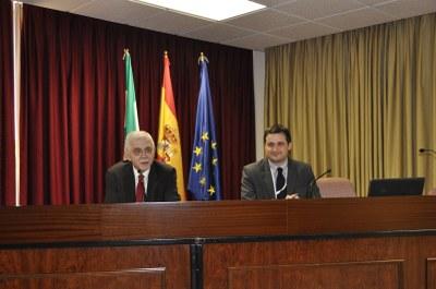 José Manuel Prado y Santi Castellà
