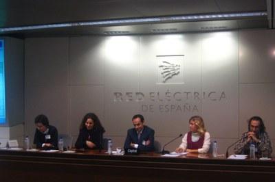 Ana Gonzalez, Belen Diaz-Guerra, Alberto Villafane, Rosa Mora, Vicens Gaitans