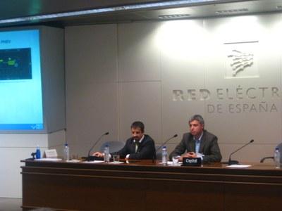 Jordi Caus y Juan Jose Valera