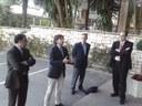 Bienvenida por parte del Ayuntamiento de Tarragona